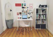 nowoczesny pokój dla nastolatka