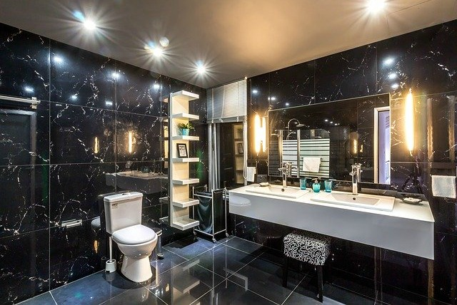 Łazienka, aranżacja łazienek