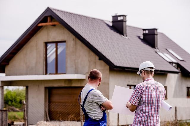 Fachowcy na budowie